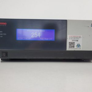 Thermo Scientific Ultimate 3100 Variable Wavelength Detector Thermo Scientific Ultimate 3100 Variable Wavelength Detector