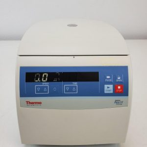 Thermo Scientific Heraeus Pico 17 Microcentrifuge 75002410 Thermo Scientific Heraeus Pico 17 Microcentrifuge 75002410