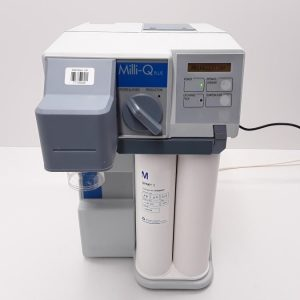 Millipore Milli-Q Plus Water Purification System Millipore Milli-Q Plus Water Purification System