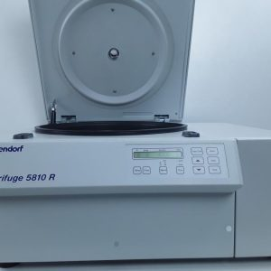 Eppendorf 5810 R Refrigerated Centrifuge with Rotor and inserts Eppendorf 5810 R Refrigerated Centrifuge with Rotor and inserts