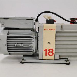 Edwards E1M18 Vacuum Pump Edwards E1M18 Vacuum Pump