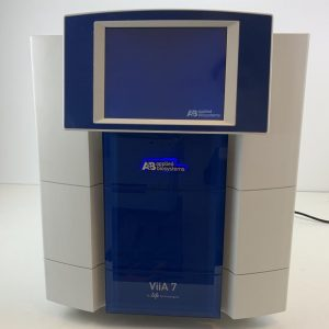 Applied Biosystems  ViiA 7 Real Time PCR 96 well qPCR rtPCR Applied Biosystems  ViiA 7 Real Time PCR 96 well qPCR rtPCR
