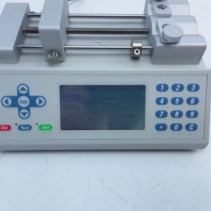 NEW Fusion 100T High Precision Syringe Pump NEW Fusion 100T High Precision Syringe Pump