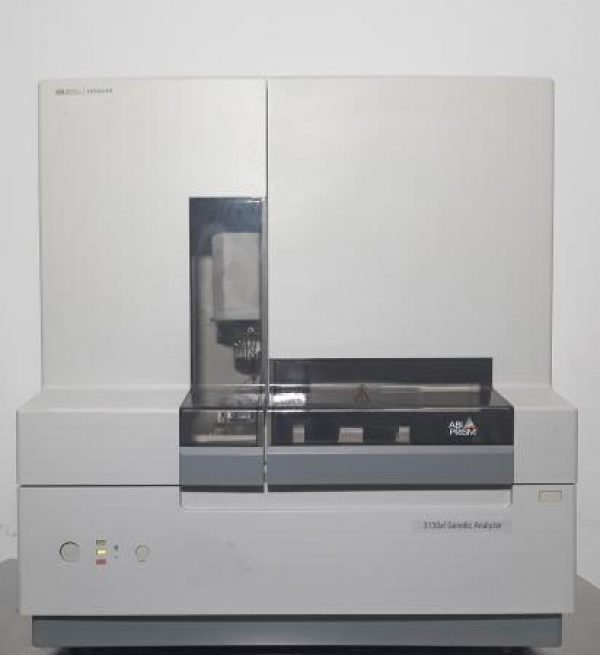 Applied Biosystems  – 3130xl Genetic Analyzer; no pump nor gel blocks Applied Biosystems  – 3130xl Genetic Analyzer; no pump nor gel blocks