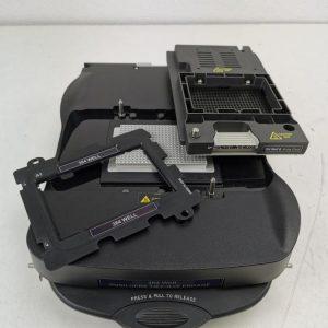 Applied Biosystems 384-Well Sample Block + Heated Cover + 384-well plate Applied Biosystems 384-Well Sample Block + Heated Cover + 384-well plate