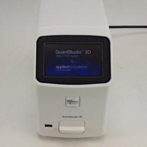 ABI QuantStudio 3D Digital PCR rtPCR qPCR Next Gen 20,000  reaction wells ABI QuantStudio 3D Digital PCR rtPCR qPCR Next Gen 20,000  reaction wells
