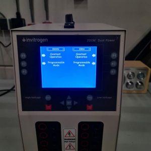 Invitogen ZOOM Dual Power Supply  ZP10001 Invitogen ZOOM Dual Power Supply  ZP10001