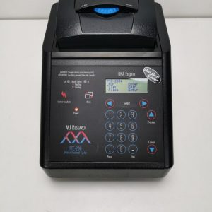 MJ Research DNA Engine PTC-200 PCR Thermal Cycler + 96-well block MJ Research DNA Engine PTC-200 PCR Thermal Cycler + 96-well block